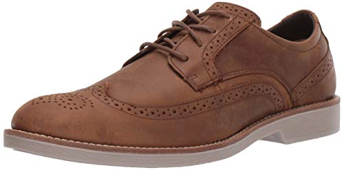 (Mark Nason Los Angeles Men's Stamper Oxford, Desert, 9.5 M US )