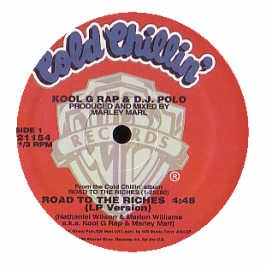 KOOL G RAP & DJ POLO / ROAD TO THE RICHES / BUTCHER SHOP: KOOL G ...