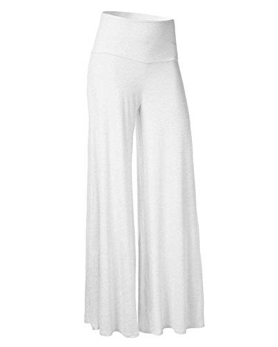 Battercake Fashion Elegantes Alta Aladdin Palazzo Casuales Cintura Tiempo Unicolor Primavera Blanco Otoño Libre De Pantalones Anchas Hippie Mujer Baggy Mujeres pqtrp