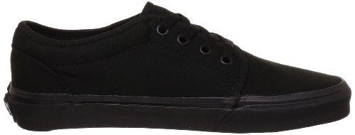 Bestelwagens En 106 Gevulkaniseerd Unisex-adult Sneakers Zwart (zwart Blk)
