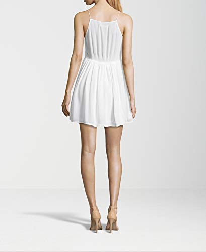 Blanc amp;Odd Sans Cass Sans bretelle Even Manche Robe Femme Znqxfp0x