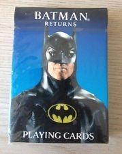 Batman Returns Film Spielkarten von Spielen die Vereinigten Staaten Card Company von Card Company