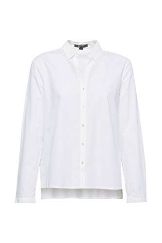 white Camicia 100 Donna Bianco Collection Esprit SIHOvwxqn