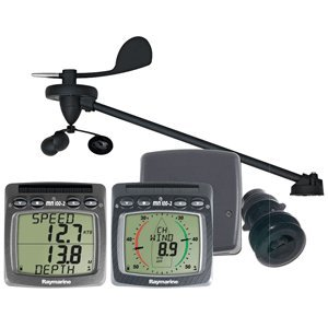 Speed Depth System - Tacktick Wireless Wind, Speed & Depth System w/Triducer