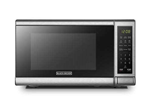 BLACK+DECKER EM720CB7 Digital Microwave