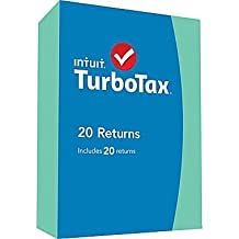 TurboTax 20 Returns TY14 Home and Business / Premier