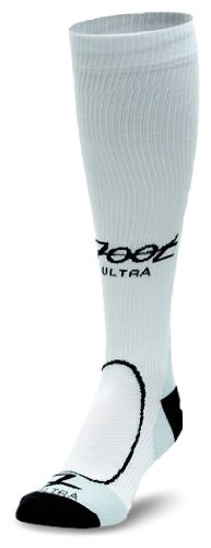 Zoot Men's ULTRA COMPRESSRx M SOCK WHITE 4 by Zoot (Image #2)