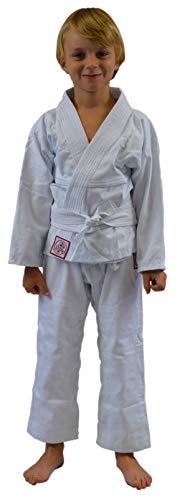 Keiko Kimono Reforçado Juvenil, M0, Judô/Jiu-Jitsu/Karatê, Branco