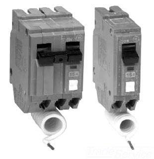 GE Distribution THQL2115AF 2POLE Arc Fault breaker