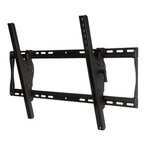 Peerless Industries, Inc - Peerless Smartmount St650 Universal Tilt Wall Mount - Steel - 175 Lb - Black