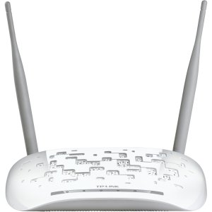 TP-LINK TL-WA801ND Wireless N300 Access Point, 2.4Ghz 300Mbps, 802.11b/g/n, AP/Client/Bridge/Repeater, 2x 4dBi, Passive POE - 2 x Antenna(s) - 1 x Network (RJ-45) - PoE Ports - TL-WA801ND