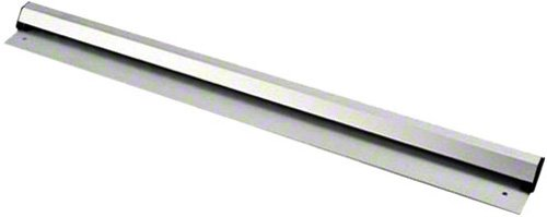 Order Holder - American Metalcraft AOR36 Silver Ticket Rack, Aluminum, 36-inches