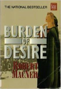 Book Burden of Desire