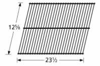 Music City Metals 93201 Steel Wire Rock Grate Replacement for Gas Grill Model Olympia 401