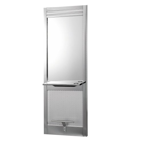 BEAUTY SALON STYLING STATION STLYING UNIT MIRROR STATION - PIZZETTO by DIR
