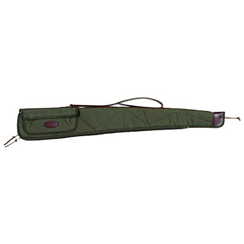 Boyt Harness Signature Series Shotgun Case with Pocket (OD Green, 48-Inch)