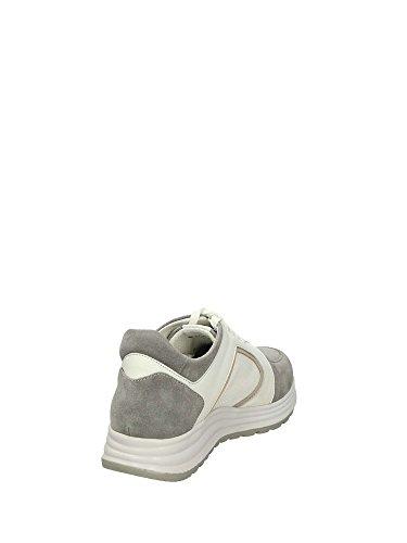 Bianco Grigio Guardiani Sneakers Basse Sd60431 Donna wXxAOIvgq