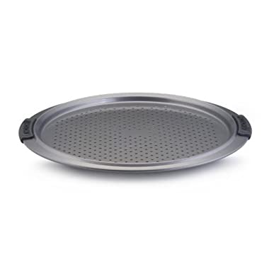 Anolon Advanced Nonstick Bakeware 13  Pizza Crisper