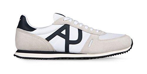 Armani 9350277p420, Sneaker Uomo Begie