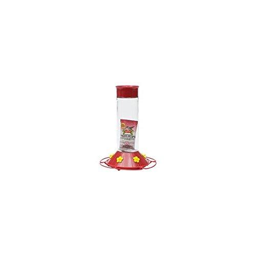 Woodstream 209B 30-oz. Glass Hummingbird Feeder - Quantity ()