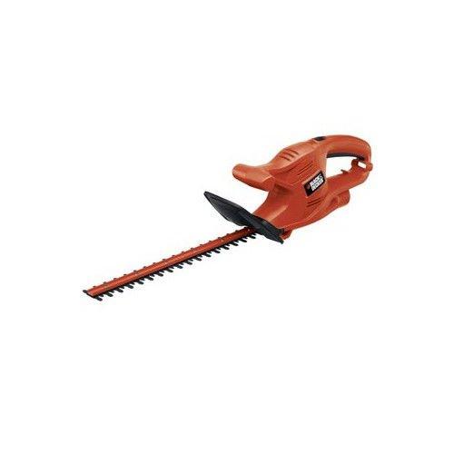 BLACK+DECKER TR116 3-Amp Hedge Trimmer, (Sharp Electric Hedge Trimmer)
