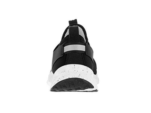 Sous Larmure Ua Drift Chaussures De Course Noir / Blanc / Blanc