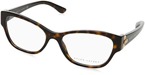 Ralph Lauren RL6151 Eyeglass Frames 5003-52 - 52mm Lens Diameter Dark Havana - Ralph Lauren Womens Frames