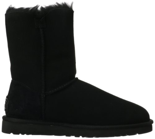 Bling UGG Black Stivali Button donna Bailey qCECpwB