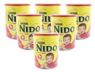 Nestle Nido Kinder 1+ Powdered Milk Beverage 3.52 lb. Canister (Pack of 6) by Nido (Image #6)
