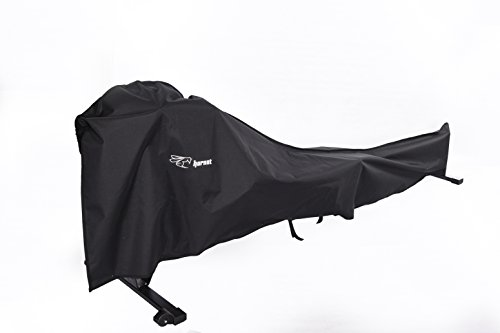 Protective Cover for the Concept 2 Rowing Machine- Free Bonus: Rowing Cushion by Hornet Watersports (Image #7)