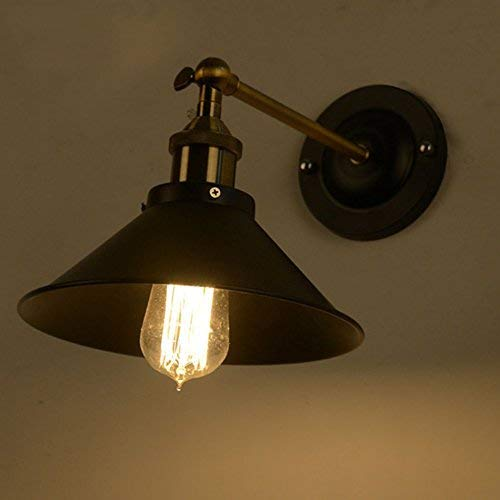 Mirror Lamps Home Wandmontierte Outdoor-Eisenwandleuchte