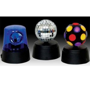 Disco Mirror Ball Led Accent Light