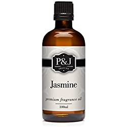 Jasmine Fragrance Oil - Premium Grade Scented Oil - 100ml/3.3oz