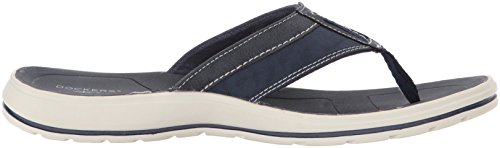 Dockers Mens Waldport Flip Flop Navy