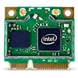Intel Centrino Advanced-N 6230 Wifi Half Mini Wireless Plug-In Card Data Transfer Rate 300 Bps