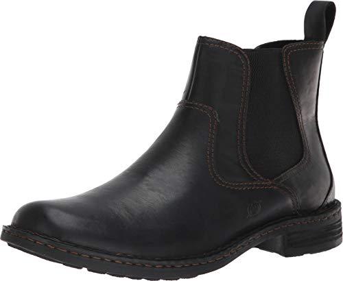 Born Men's 'Hemlock' Boots Black (10 M US) (Men Born Boots)