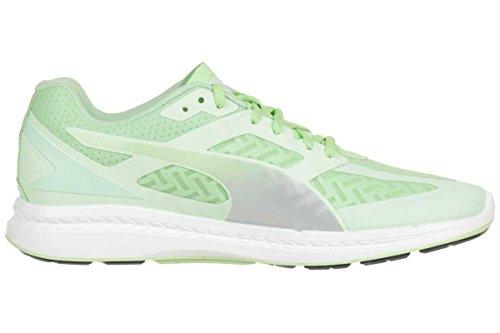 Jogging Ignite Shoes Metalic women green Patina Puma 02 Green Powercool 188078 silver Running dXqgxn6Bw