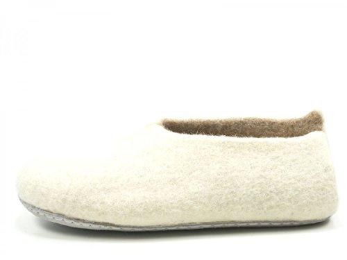 Rohde 7980 Nepal Damen Hausschuhe Pantoffeln Slipper Beige