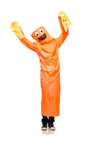 Wild Waving Tube Guy Costume - Small/Medium -