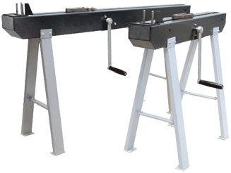 Wire Drawing Bench 42'' English by Jewelers Supermarket