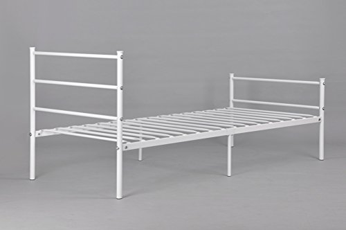 Review Metal Bed Frame Twin