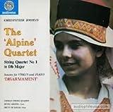 Best Alpine Violins - CHRISTOPHER BODMAN: THE 'ALPINE' QUARTET - STRING QUARTET Review