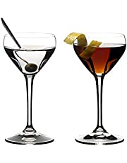 Riedel Drink Specific Glassware Nick & Nora Glass, Set of 2