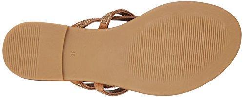 Beige Coconut Flops 8427 Women's 12058623 Flip Inuovo axgf7wq4