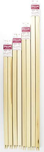 - Stretcher Bars - Needlepoint, Cross Stitch, Crewel & Embroidery Frame 3/4