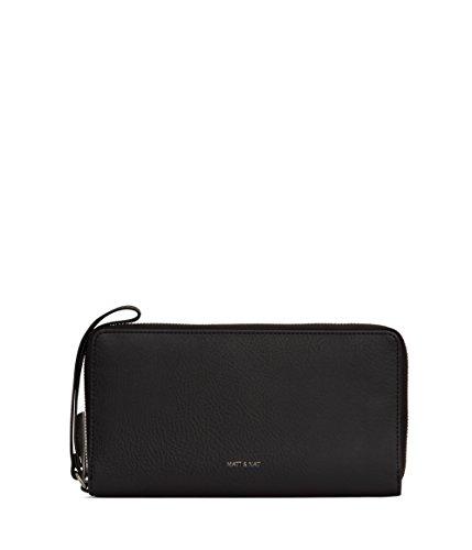Matt & Nat Skyler Handbag, Dwell Collection, Black (Black)