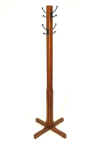 Charleston Coat Stand, Oak Finish 136685