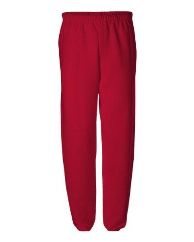 Jerzees 8 oz., 50/50 NuBlend® Fleece Sweatpants 2XL BLACK H