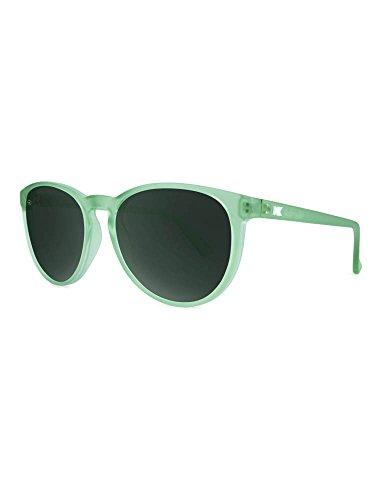 Knockaround Mai Tais Non-Polarized Sunglasses, Frosted Sea Glass / Aviator - Sunglasses Knockarounds