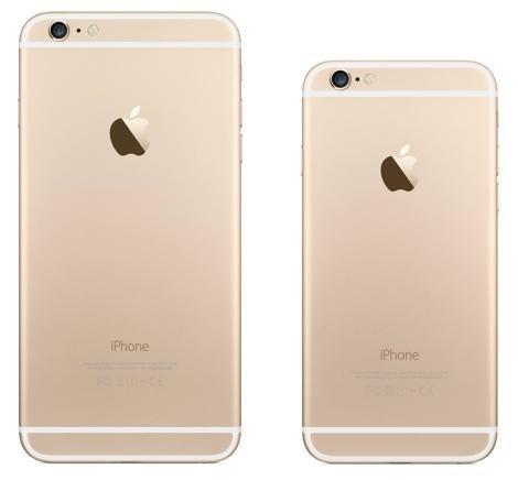 iPhone6 128GB(ゴールド)
